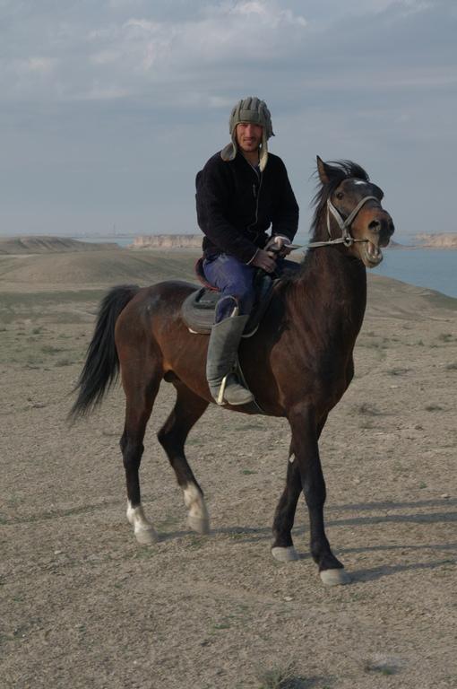 Cavalier Ouzbek