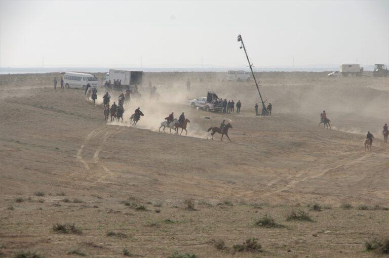 Bouzkashi Ouzbekistan