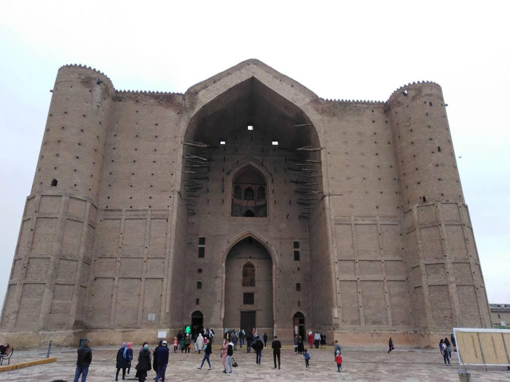 Ouzbékistan Kazakstan mausolée de Khoja Ahmed Yassawi