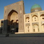 mosquée Boukhara