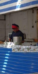 cuisinier du Kirghizistan