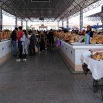 bakery stand OUZBEKISTAN