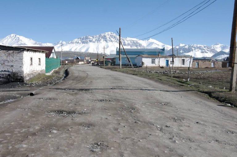 Sary Mogol Kirghizistan