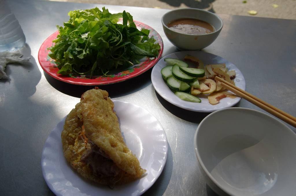 crêpes vietnamiennes