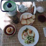 breakfast in Kirghizistan food