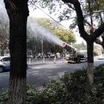 pulverisation en Chine