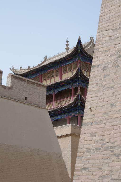 fort de Jiayuguang
