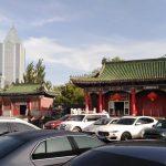 Urumqi temple