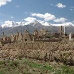 Kirghizistan cimetiere
