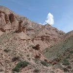 naryn canyon kirghizistan