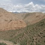 Naryn kirghizistan fin du voyage