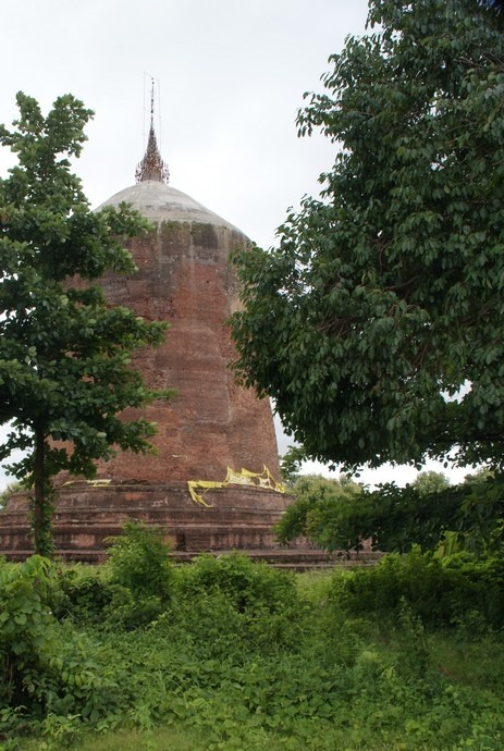 Paya de Pyay voyage en birmanie