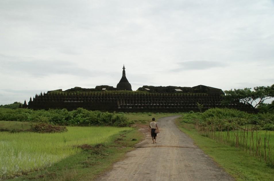 temple de Mrauk u