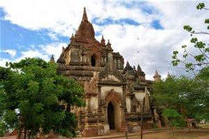 temple bagan Voyage