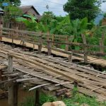 bamboo bridge Voyage