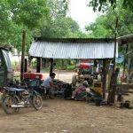 garagiste birman Voyage