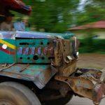 speed truck Voyage