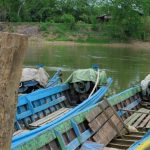 Voyage boats Hsipaw