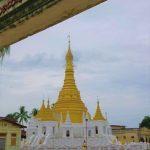 Voyage stupa