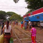 Voyage Train birnamie