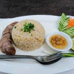 fried rice laos