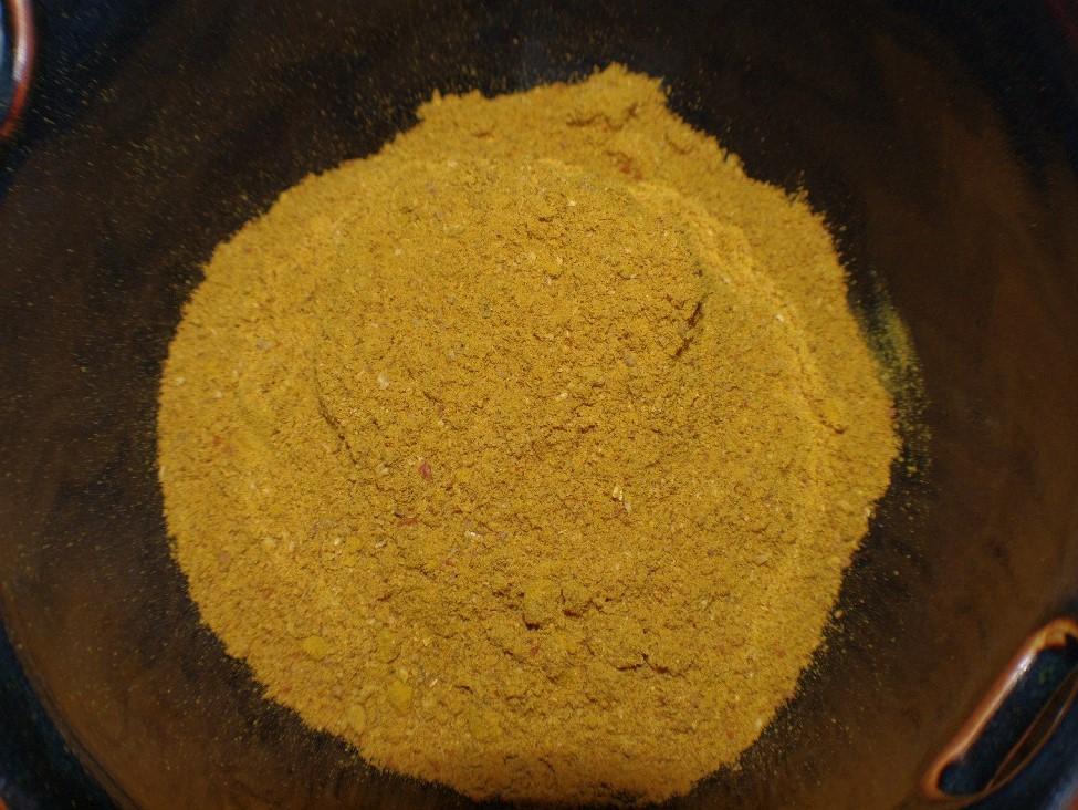 curry indien Le monde des épices