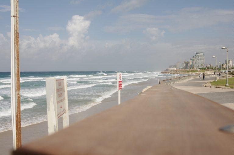 Israël plage Tel Aviv