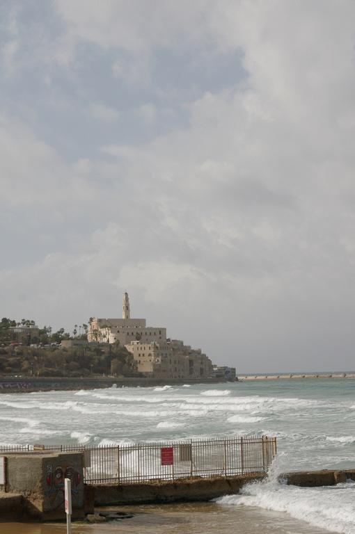 Israël port de Jaffa