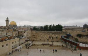 Israël mur des lamentations