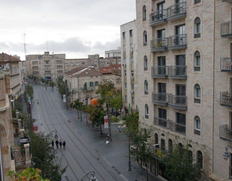 Jerusalem vue hotel