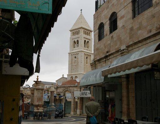 Jerusalem et Petra