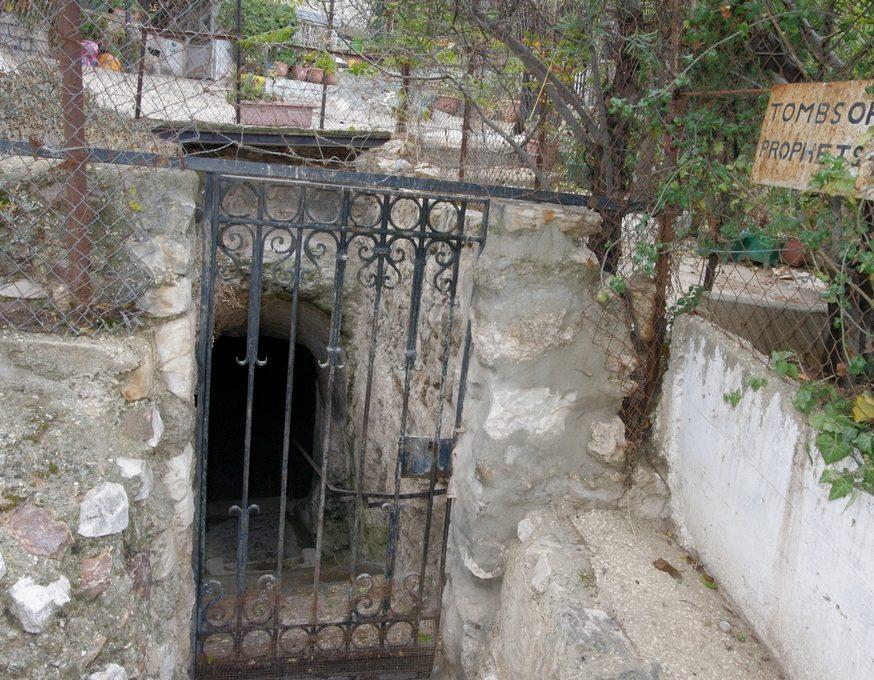 le tombeau des prophetes