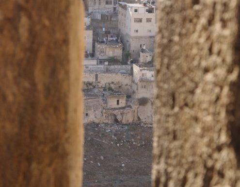 la valéee du cedron Jerusalem et Petra