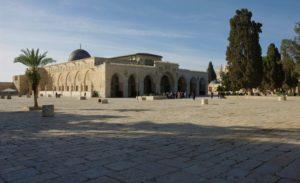 Israël mosquee Al Aqsa