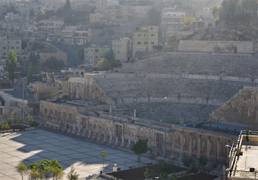 theatre romain d'Amman