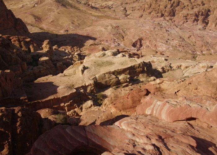 Le désert de Pétra'' Jerusalem et Petra