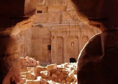 Pétra la cité nabatéenne Jerusalem et Petra