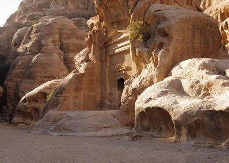 Little Pétra Jerusalem et Petra
