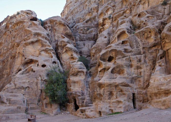 Jerusalem et Petra Little Pétra