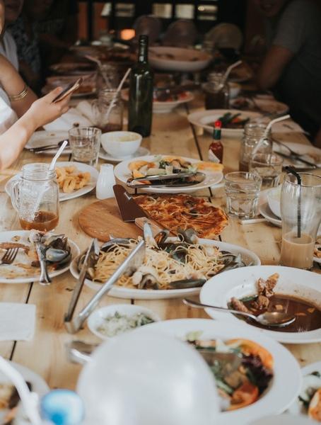 Table entre amis index des recettes