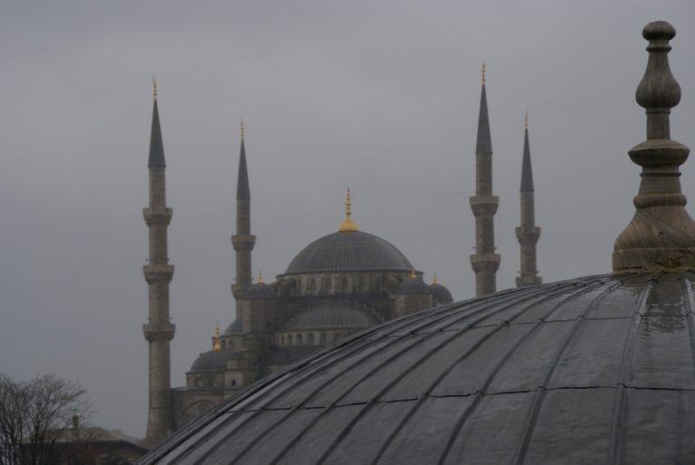 istanbul ; route de la soie