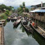 Canal de Nyaung Shwe voyage en Birmanie