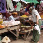 marché de Nyaung Shwe