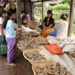 marché de Nyaung Shwe voyage en Birmanie
