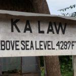 Arrivee a Kalaw voyage en Birmanie