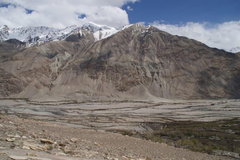 route de la soie Tadjikistan