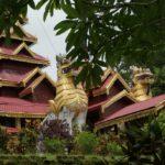 Mahamuni pagoda de Mrauk U