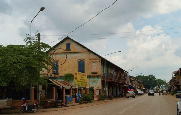 Tha khaek laos 2010