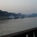 bateau pour Bagan