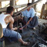 Forgerons Birmans